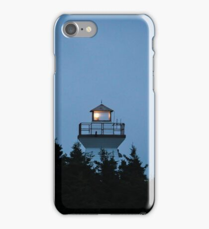 Medway Head Lighthouse  iPhone Case/Skin