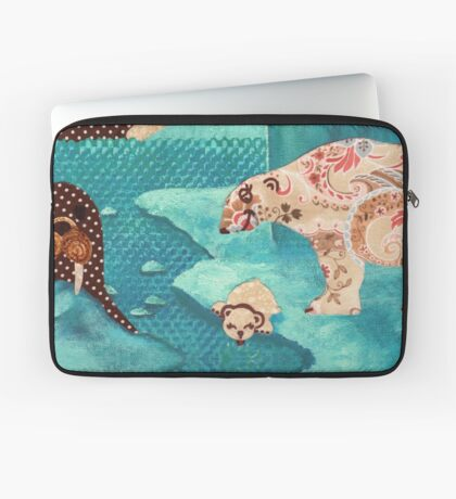 Arctic Wonderland Laptop Sleeve