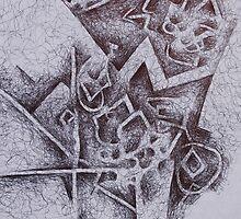 Inner Ear Echo by Peter Baglia