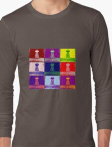 Funky Tesla Tower  Long Sleeve T-Shirt