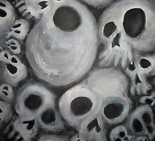 Soft Skull Cluster by Danny Hennesy