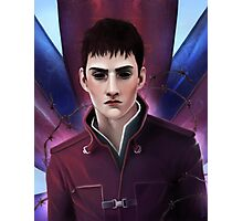 "Dishonored ""The Outsider"" print Photographic Print"