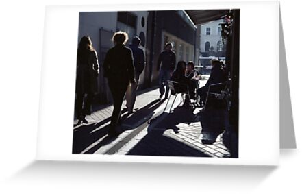 A Street Scene! by rorycobbe
