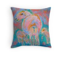 Proud Mary Throw Pillow