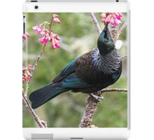 Tui......loves this nectar.......! iPad Case/Skin
