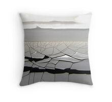 Antarctic Dawn Throw Pillow