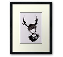 Changling Framed Print