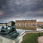 Le Château de Versailles Paris France by MiImages