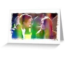 Together or Not At All Greeting Card