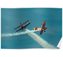 Wing Walkers Poster