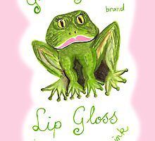 green frog gloss by Soxy Fleming