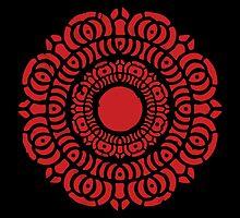 [LOK] - Red Lotus by ladysekishi