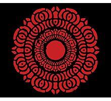 [LOK] - Red Lotus Photographic Print