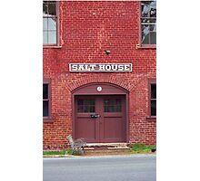 Jonesborough, Tennessee - Salt House Photographic Print