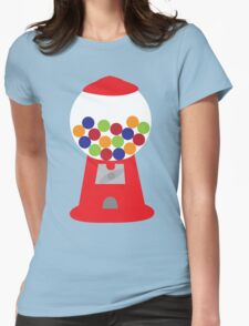 Gumball Womens Fitted T-Shirt