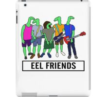 Eel Friends 3 iPad Case/Skin