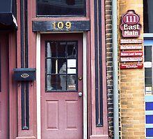 Jonesborough, Tennessee - Main Street by Frank Romeo