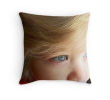 Micah Dectur - My Very Own Little Man Throw Pillow