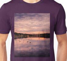 Sun  dusk, Boston MA Unisex T-Shirt