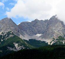 Majestic Mountains by Segalili