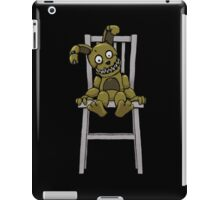 Five Nights at Freddy's - FNAF 4 - Plushtrap iPad Case/Skin