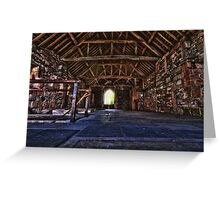 Valle Crucis Dormitory Greeting Card