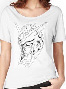 Gundam Mech Women's Relaxed Fit T-Shirt