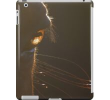 Dark eye iPad Case/Skin
