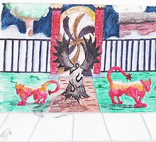 Medusas Gate by TalonGrey