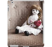 Rose and Doll iPad Case/Skin