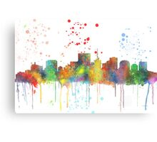 Richmond, Virginia Skyline  Canvas Print
