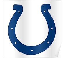 Indianapolis Colts Logo Poster