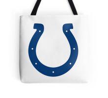 Indianapolis Colts Logo Tote Bag
