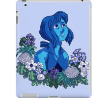 Flower Language - Lapis iPad Case/Skin
