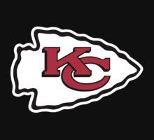 Kansas City Chiefs Logo by NOFOLE