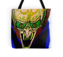 THE VAMPIRE BITES Tote Bag