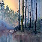 Lake Tranquility by Glenn Marshall