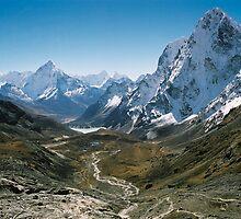 Mountain Wilderness, Nepal by Richard Durham