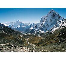 Mountain Wilderness, Nepal Photographic Print