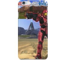 Red Vs Blue Sarge iPhone Case/Skin