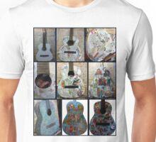 Symphony of colors - Creation process Unisex T-Shirt