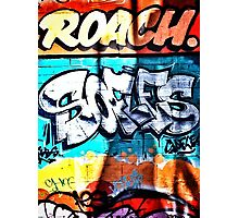 Melbourne- Graffiti Street - Hosier Lane - Victoria - Australia  Photographic Print