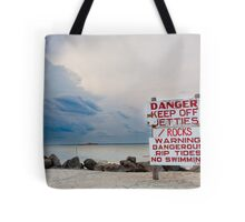 Approaching Summer Storm Tote Bag
