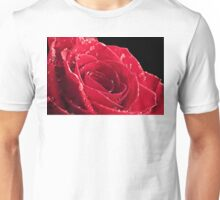 Rose After the Rain Unisex T-Shirt