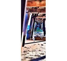 Port Noarlunga Jetty - Adelaide - South Australia Photographic Print