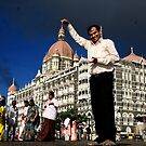 The Taj Mahal Palace & Tower -II by RajeevKashyap
