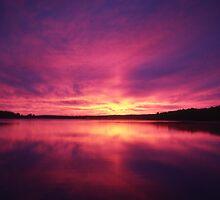 Sunrise Fire!! by John Carpenter