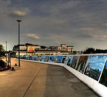 Seawall Murals!!! by Larry Trupp