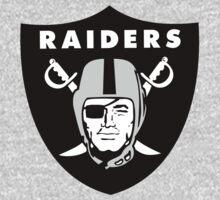 Oakland Raiders Logo by NOFOLE