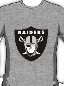 Oakland Raiders Logo T-Shirt